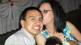 Joe & Mom